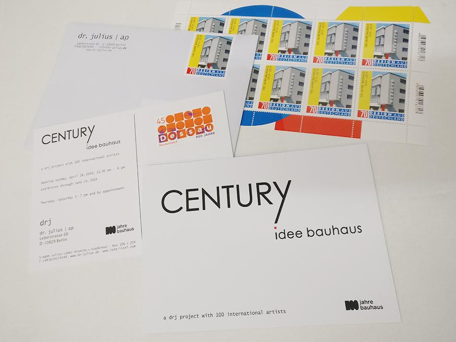 century idee bauhaus