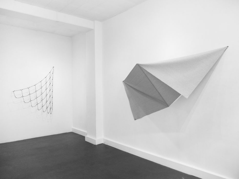 Rope, Rod, Rag @ Abstract Project, 03/20–30/2019—installation vew